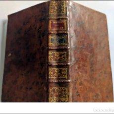 Livres anciens: AÑO 1780: CURIOSO LIBRO DEL SIGLO XVIII: INTRIGAS EN EL GABINETE DE ENRIQUE IV Y LUIS XIII.. Lote 260512655