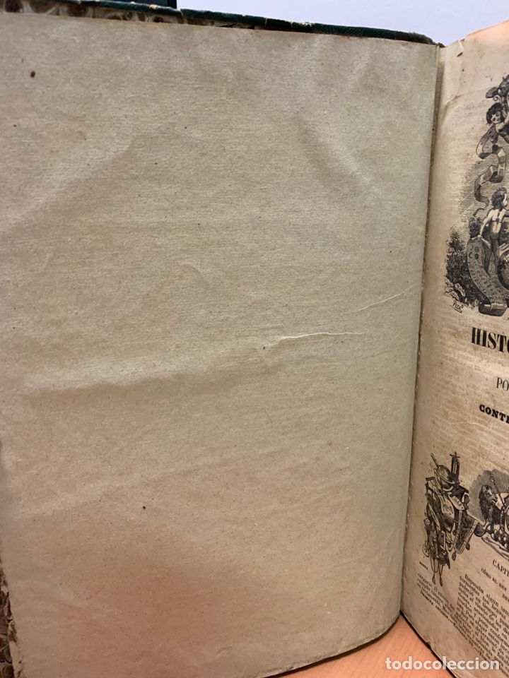 Libros antiguos: HISTORIA GENERAL DE ESPAÑA. CONTINUADA HASTA EL AÑO 1851. - Foto 19 - 261561080
