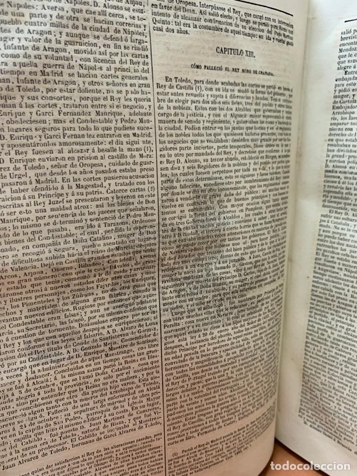 Libros antiguos: HISTORIA GENERAL DE ESPAÑA. CONTINUADA HASTA EL AÑO 1851. - Foto 21 - 261561080