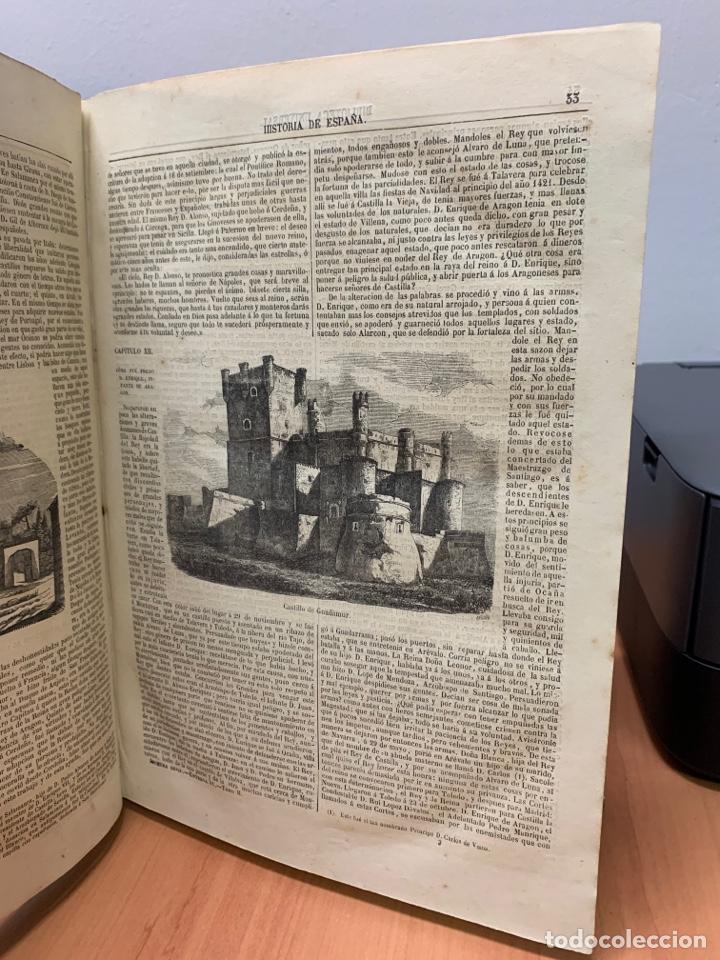 Libros antiguos: HISTORIA GENERAL DE ESPAÑA. CONTINUADA HASTA EL AÑO 1851. - Foto 22 - 261561080