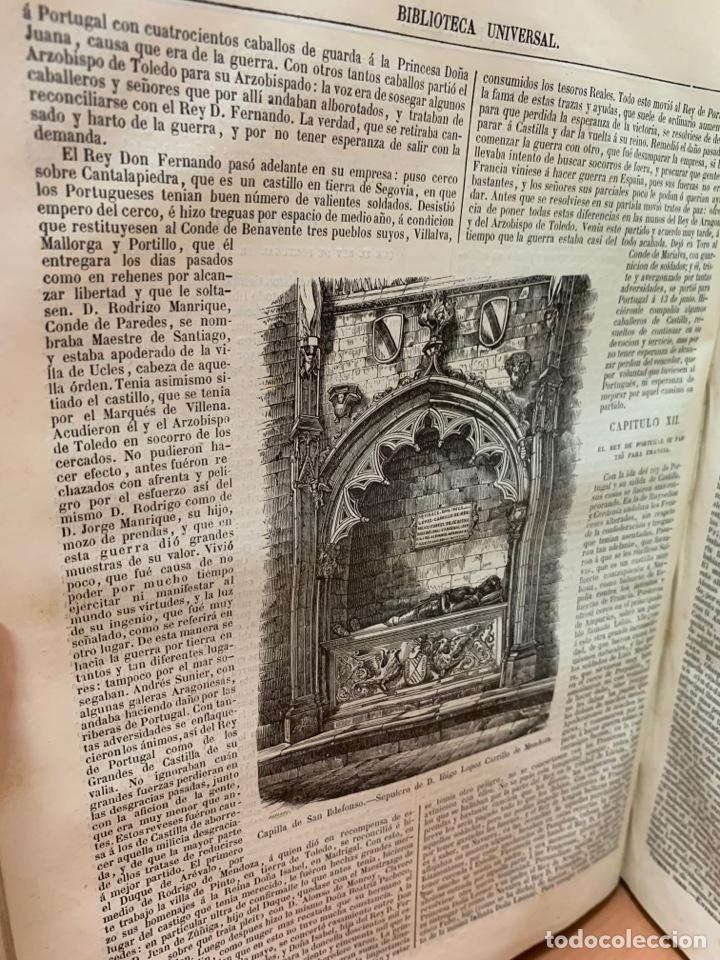 Libros antiguos: HISTORIA GENERAL DE ESPAÑA. CONTINUADA HASTA EL AÑO 1851. - Foto 25 - 261561080