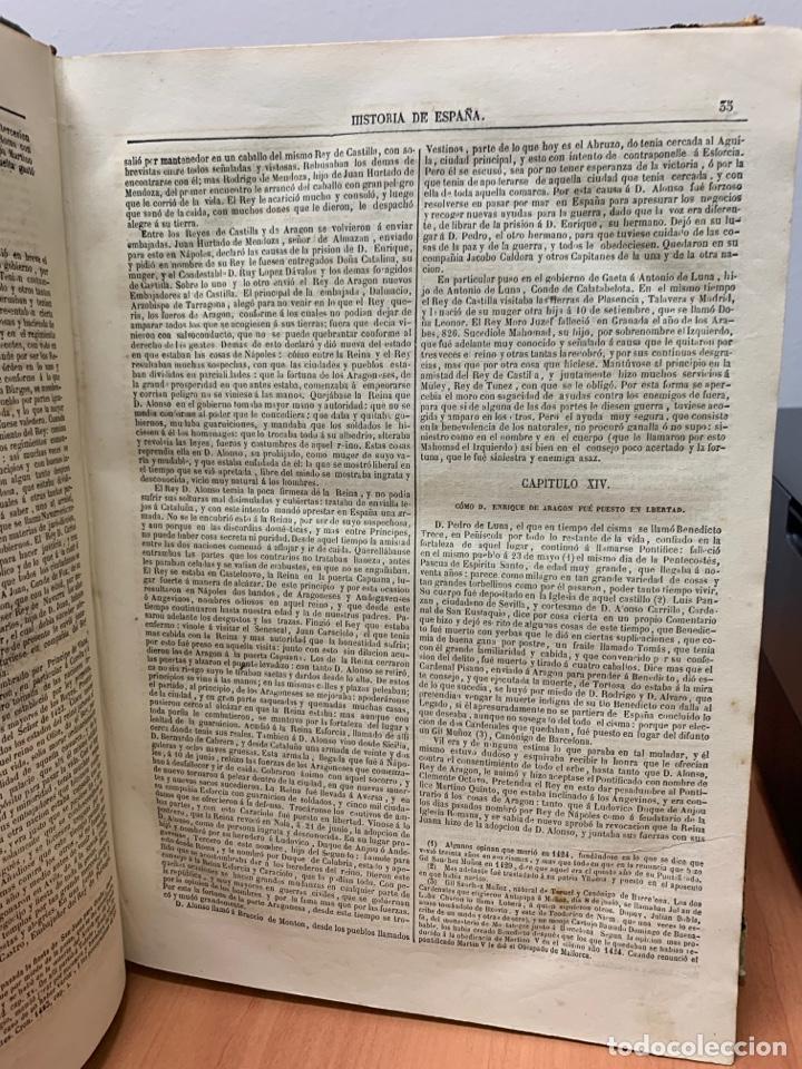Libros antiguos: HISTORIA GENERAL DE ESPAÑA. CONTINUADA HASTA EL AÑO 1851. - Foto 26 - 261561080