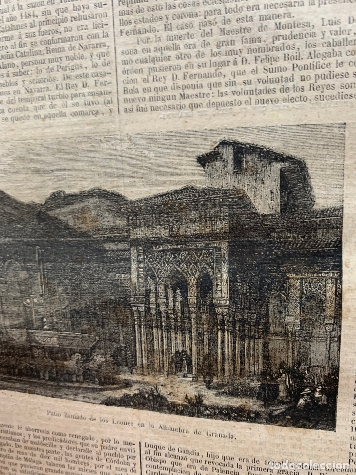 Libros antiguos: HISTORIA GENERAL DE ESPAÑA. CONTINUADA HASTA EL AÑO 1851. - Foto 28 - 261561080