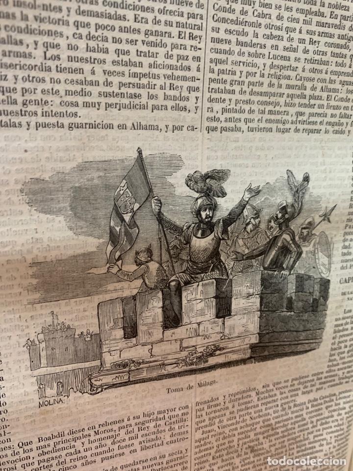 Libros antiguos: HISTORIA GENERAL DE ESPAÑA. CONTINUADA HASTA EL AÑO 1851. - Foto 29 - 261561080