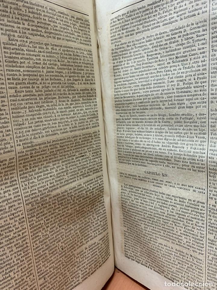 Libros antiguos: HISTORIA GENERAL DE ESPAÑA. CONTINUADA HASTA EL AÑO 1851. - Foto 30 - 261561080