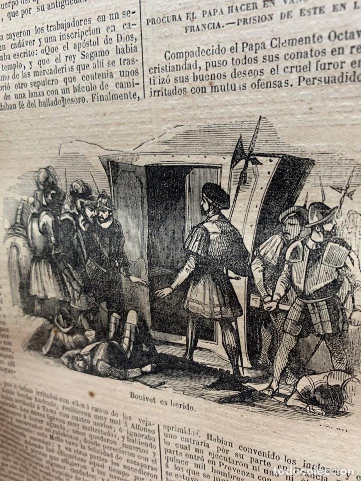 Libros antiguos: HISTORIA GENERAL DE ESPAÑA. CONTINUADA HASTA EL AÑO 1851. - Foto 32 - 261561080