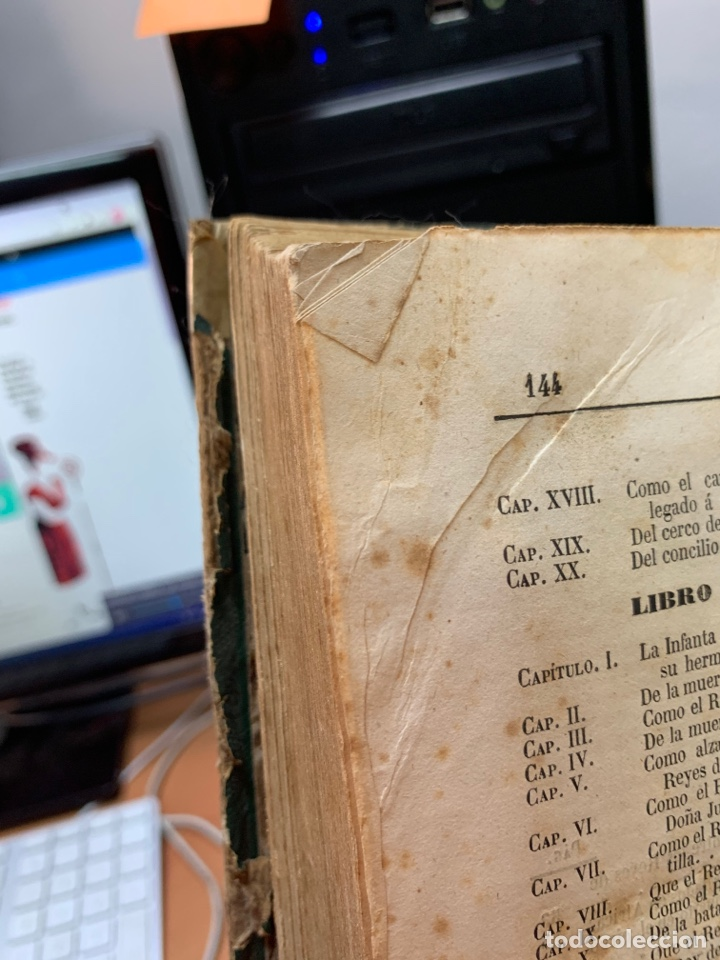 Libros antiguos: HISTORIA GENERAL DE ESPAÑA. CONTINUADA HASTA EL AÑO 1851. - Foto 35 - 261561080