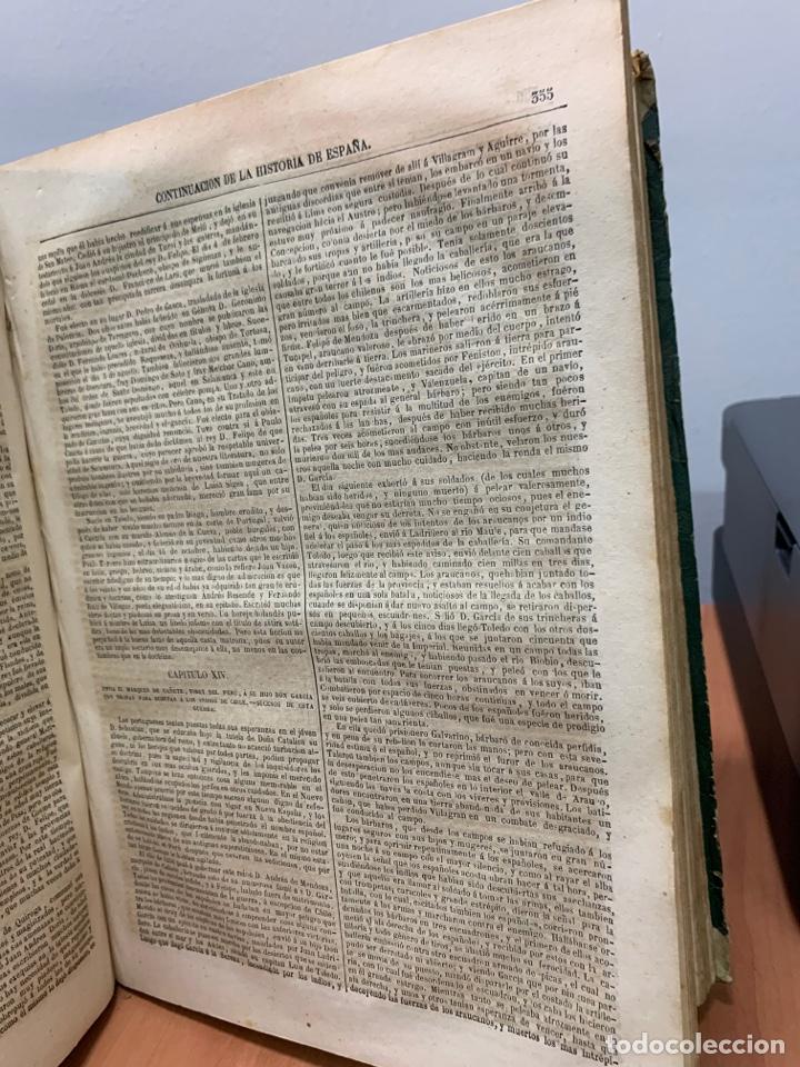 Libros antiguos: HISTORIA GENERAL DE ESPAÑA. CONTINUADA HASTA EL AÑO 1851. - Foto 36 - 261561080