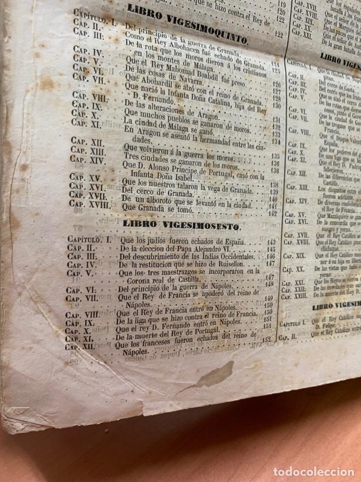 Libros antiguos: HISTORIA GENERAL DE ESPAÑA. CONTINUADA HASTA EL AÑO 1851. - Foto 38 - 261561080