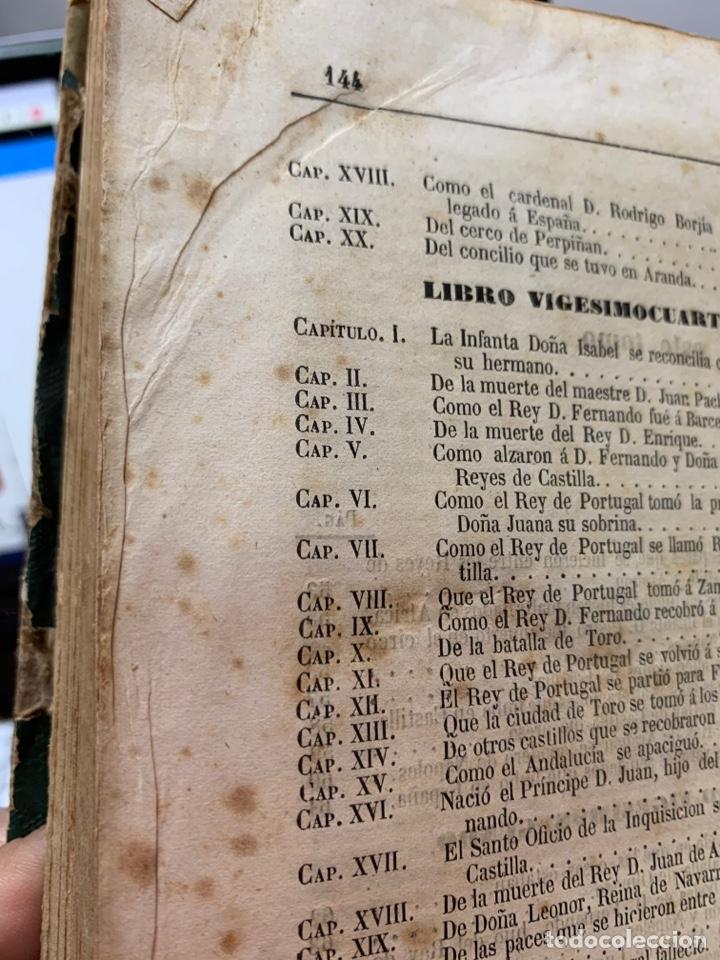 Libros antiguos: HISTORIA GENERAL DE ESPAÑA. CONTINUADA HASTA EL AÑO 1851. - Foto 41 - 261561080