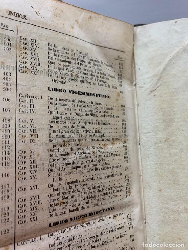 Libros antiguos: HISTORIA GENERAL DE ESPAÑA. CONTINUADA HASTA EL AÑO 1851. - Foto 42 - 261561080