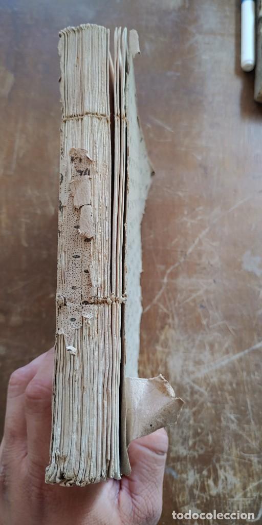 Libros antiguos: MEMORIAS PARA SERVIR A LA HISTORIA DEL JACOBINISMO/TOMO PRIMERO /MALLORCA 1813, pymy x - Foto 5 - 261841940