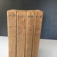 Libros antiguos: LAS LUCHAS FRATICIDAS DE ESPAÑA - AÑO:1927. NOS. 2, 3, 4 Y 5. Lote 261989855