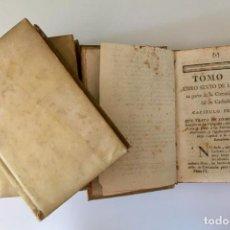 Libros antiguos: SEMANARIO HISTÓRICO, ERUDITO-LA CRONICA UNIVERSAL PRINCIPADO DE CATALUÑA-GERÓNIMO DE PUJADES-T VI. Lote 262011660