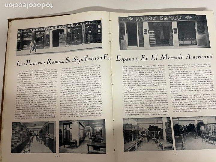 Libros antiguos: INTERESANTE LIBRO DE BARCELONA - AÑO 1928 - ANUARIO DE LA CIUDAD (SYNDICAT DINITIATIVE) - Foto 6 - 262113395