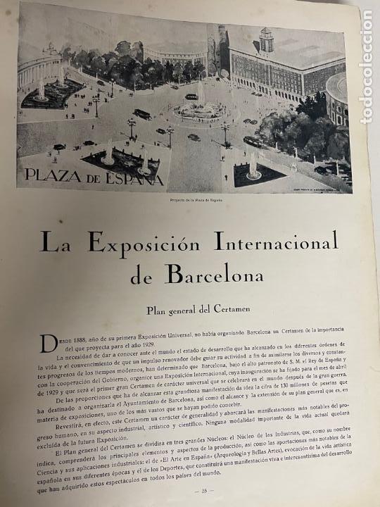 Libros antiguos: INTERESANTE LIBRO DE BARCELONA - AÑO 1928 - ANUARIO DE LA CIUDAD (SYNDICAT DINITIATIVE) - Foto 9 - 262113395
