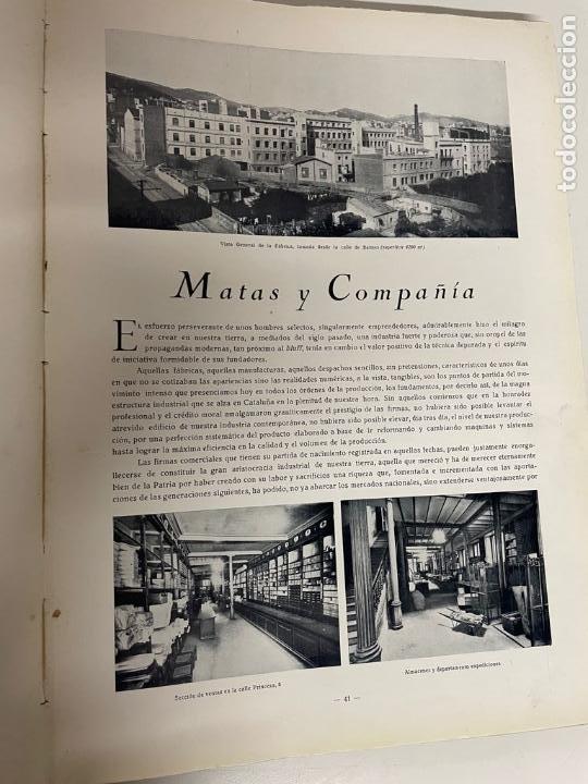 Libros antiguos: INTERESANTE LIBRO DE BARCELONA - AÑO 1928 - ANUARIO DE LA CIUDAD (SYNDICAT DINITIATIVE) - Foto 11 - 262113395