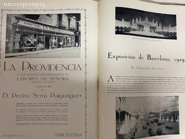 Libros antiguos: INTERESANTE LIBRO DE BARCELONA - AÑO 1928 - ANUARIO DE LA CIUDAD (SYNDICAT DINITIATIVE) - Foto 17 - 262113395