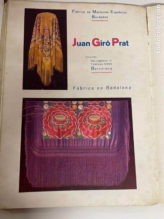 Libros antiguos: INTERESANTE LIBRO DE BARCELONA - AÑO 1928 - ANUARIO DE LA CIUDAD (SYNDICAT DINITIATIVE) - Foto 19 - 262113395