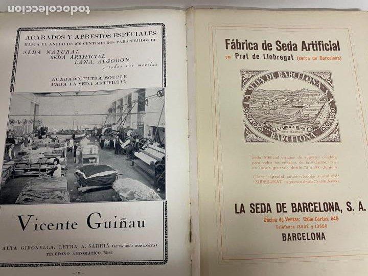 Libros antiguos: INTERESANTE LIBRO DE BARCELONA - AÑO 1928 - ANUARIO DE LA CIUDAD (SYNDICAT DINITIATIVE) - Foto 21 - 262113395