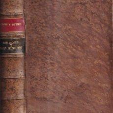 Livres anciens: LOS DIOSES Y HÉROES DE LA MITOLOGÍA - M. CIGES APARICIO, F. PEYRO CARRIÓ - DANIEL JORRO EDITOR 1912. Lote 262570230