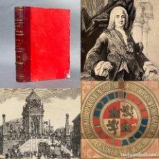 Libros antiguos: 1892 - HISTORIA GENERAL DE ESPAÑA - CANOVAS DEL CASTILLO - CARLOS III - PEDRO EL CRUEL -. Lote 262681710