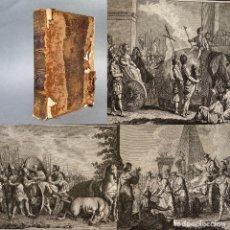 Libros antiguos: XVIII - HISTORIA ANTIGUA - GRABADOS - EGIPTO - ANTIGUA GRECIA -. Lote 262700405