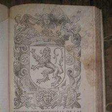Libros antiguos: GARIBAY Y ZAMALLOA, ESTEBAN: COMPENDIO HISTORIAL DE LAS CHRONICAS... DE ESPAÑA. PLANTINO 1571. Lote 262921400