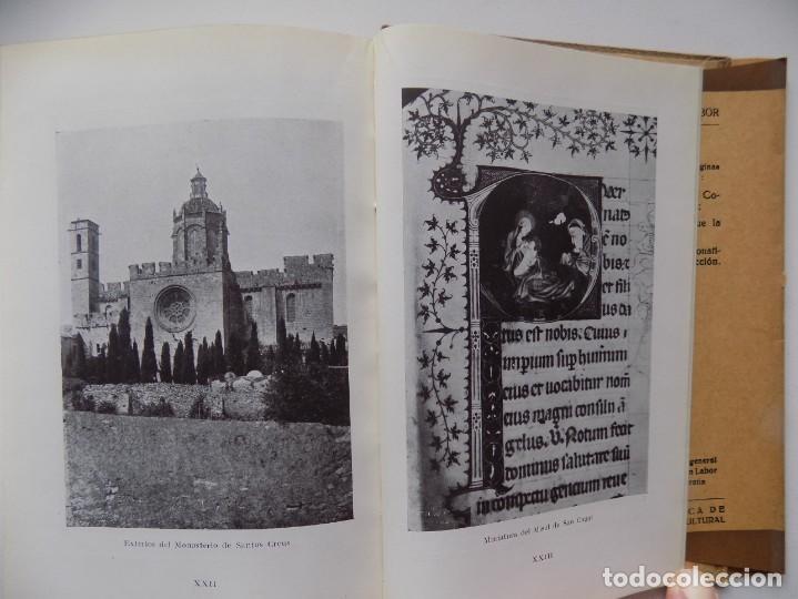 Libros antiguos: LIBRERIA GHOTICA. ANDRES GIMENEZ. LA EDAD MEDIA EN LA CORONA DE ARAGON. LABOR 1930. MUY ILUSTRADO. - Foto 3 - 263031120