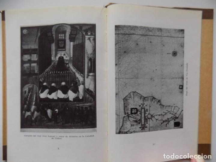 Libros antiguos: LIBRERIA GHOTICA. ANTONIO SERGIO DE SOUSA. HISTORIA DE PORTUGAL. 1929. LABOR. MUY ILUSTRADO. - Foto 3 - 263031380