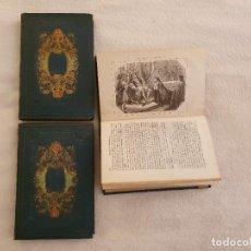 Libros antiguos: LIBRO HISTORIA DE INGLATERRA TRES TOMOS J.A HENY EDITORIAL LIBRERÍA ESPAÑOL 1857. Lote 263161510