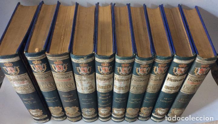Libros antiguos: HISTORIA GENERAL D ESPAÑA EXCMO.SR.D.ANTONIO CÁNOVAS DEL CASTILLO CÁNOVAS DEL CASTILLO, Antonio  - Foto 4 - 263565045