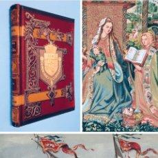 Libri antichi: AÑO 1888 - HISTORIA DE ESPAÑA - FELIPE II - JUAN DE AUSTRIA - LEPANTO - ARMADA INVENCIBLE.. Lote 263605025