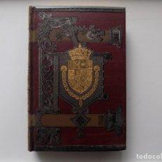 Libros antiguos: LIBRERIA GHOTICA. LUJOSA EDICIÓN DE LAFUENTE.HISTORIA DE ESPAÑA.1890.MONTANER Y SIMON. XXIV.GRABADOS. Lote 263694145