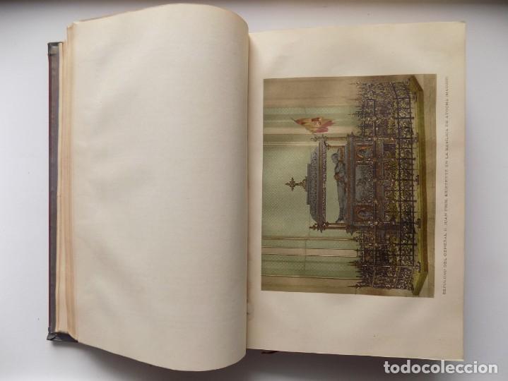 Libros antiguos: LIBRERIA GHOTICA. LUJOSA EDICIÓN DE LAFUENTE.HISTORIA DE ESPAÑA.1890.MONTANER Y SIMON. XXIV.GRABADOS - Foto 4 - 263694145