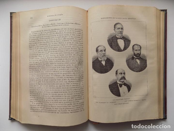 Libros antiguos: LIBRERIA GHOTICA. LUJOSA EDICIÓN DE LAFUENTE.HISTORIA DE ESPAÑA.1890.MONTANER Y SIMON. XXIV.GRABADOS - Foto 6 - 263694145