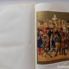 Libros antiguos: LIBRERIA GHOTICA. LUJOSA EDICIÓN DE LAFUENTE.HISTORIA DE ESPAÑA.1889.MONTANER Y SIMON. V.GRABADOS. Lote 263725760