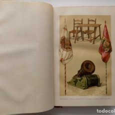 Libros antiguos: LIBRERIA GHOTICA. LUJOSA EDICIÓN DE LAFUENTE.HISTORIA DE ESPAÑA.1890.MONTANER Y SIMON. XXII.GRABADOS. Lote 264456249