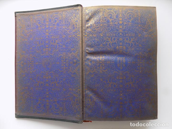 Libros antiguos: LIBRERIA GHOTICA. LUJOSA EDICIÓN DE LAFUENTE.HISTORIA DE ESPAÑA.1890.MONTANER Y SIMON. XXII.GRABADOS - Foto 3 - 264456249
