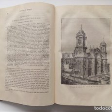 Libros antiguos: LIBRERIA GHOTICA. LUJOSA EDICIÓN DE LAFUENTE.HISTORIA DE ESPAÑA.1890.MONTANER Y SIMON. XIX.GRABADOS. Lote 264456609