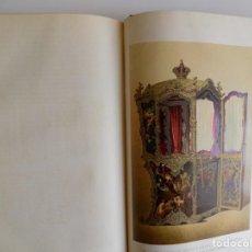 Libros antiguos: LIBRERIA GHOTICA. LUJOSA EDICIÓN DE LAFUENTE.HISTORIA DE ESPAÑA.1889.MONTANER Y SIMON. XIII.GRABADOS. Lote 264490624