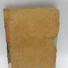 Libros antiguos: NUMA POMPILLO, SEGUNDO REY DE ROMA. POEMA DEL CABALLERO FLORIAN, BARCELONA. 1850. PAGS. 215.. Lote 265705304