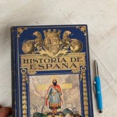 Libri antichi: LIBRO 1936,HISTORIA DE ESPAÑA!. Lote 266233798