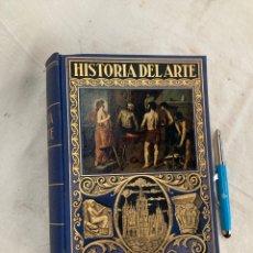 Libri antichi: LIBRO 1936 HISTORIA DEL ARTE!. Lote 266242968