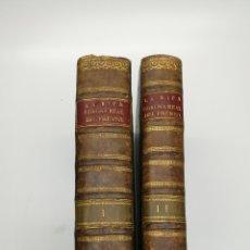 Libri antichi: RAREZA CORONA REAL DEL PIRINEO 1685 ZARAGOZA ESTÁN LOS DOS VOLÚMENES OBRA COMPLETA HISTORIA PIRINEO. Lote 266705263