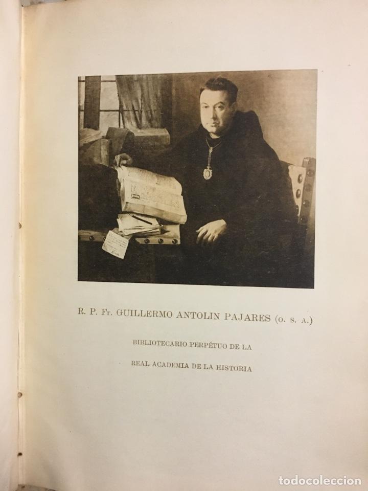 Libros antiguos: Boletín de la real academia de la historia 1929/1933 - Foto 7 - 266934989