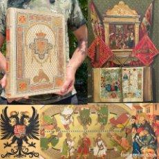 Libri antichi: AÑO 1879 - REYES CATOLICOS - RECONQUISTA - ESPAÑA ARABE - NUMISMATICA - HISTORIA. Lote 267037994