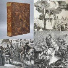 Libri antichi: 1855 - LOS COMENTARIOS DE CESAR - HISTORIA ANTIGUA - CRONOLOGIA - ROMA. Lote 267063894