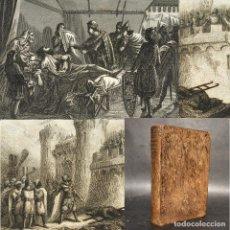 Libri antichi: 1864 - EL CID - EDAD MEDIA - RECONQUISTA - NAVAS DE TOLOSA - DOMINACION ARABE - HISTORIA DE ESPAÑA. Lote 267065034