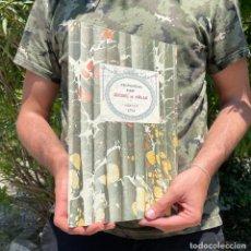 Libri antichi: AÑO 1794 - INDIAS - MEXICO - ORDENANZAS SOBRE COCHES DE MULAS - CÉDULA. Lote 267069169